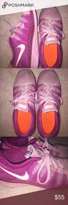 Nike Flyknit Lunar 2 Women's size 7 Shoes These are in great condition. This is a really good deal! Great shoe. Nike Shoes Sneakers