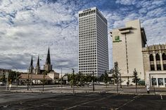 https://flic.kr/p/CcotJZ | Tulsa Cityscape_HDR | Downtown Cityscape of Tulsa, Oklahoma.