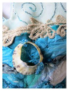 textile artist photography and mixed media - Carolyn Saxby Textile Art St Ives Cornwall Carolyn Saxby, A Level Art Sketchbook, A Level Textiles, Body Adornment, Journey, Sketchbook Inspiration, Textile Artists, Beach Art, Medium Art