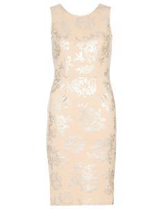 Women's | Party Dresses | Blush Foil Pencil Dress | Hudson's Bay