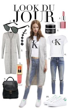 Look Du Jour: CK One and Only