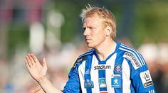 Aki Riihilahti - The greatest HJK player ever of all.