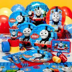 Thomas the Tank Engine- for Kaleb. Birthdaydirect.com