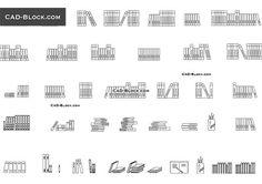 Books - free AutoCAD Blocks