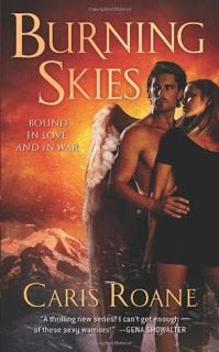 Jessica's Totally Over The Top Book Obsession: Burning Skies
