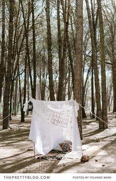 The Enchanted Forest - Wedding Inspiration | Pretty Shoots, Styled Shoots | The Pretty Blog - EVERYTHING ON THIS BLOG!!!