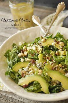 Willamette Valley Salad valley salad