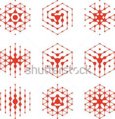 design-halftone-hexagon-cell-element-abstract-water-molecule-vector-logo-template-set-you-can-use-in-the-media-mobile-water_166525658.jpg (434×450)