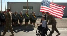 'The American Veterans Disabled for Life' Memorial to Open in 2014