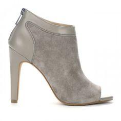 Des ankle bootie - Fennel