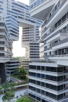 Ole Scheeren's vertical village wins World Building of the Year