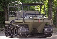 Hydratrek | Amphibious Vehicles