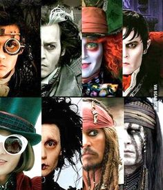 Johnny Depp Off-Screen journey | PS