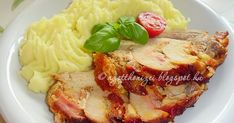 Érdekel a receptje? Beef Recipes, Cooking Recipes, Hungarian Recipes, Hungarian Food, Just Eat It, 4 Ingredients, Sausage, Dinner Recipes, Bacon