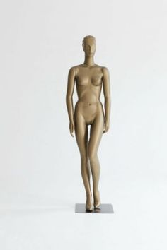 Ralph Pucci: The Art of the Mannequin - The Olympian Goddess, c.1986, was a unique Art Deco mannequin co-created by Pucci and Andrée Putman for Barneys New York | BLOUIN ARTINFO