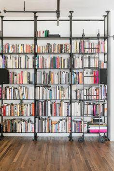 Bond Street Loft par Elizabeth Roberts Design - Journal du Design