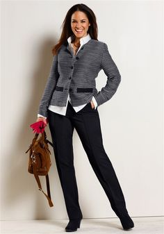sheego plus size business look