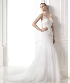 MARDIL - Pronovias Barcelona, Spring 2015 Modern Bride Collection