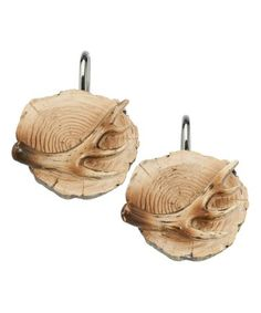 This Rustic Antler Shower Curtain Hooks - Set of 12 is perfect! #zulilyfinds Deer Decor, Shower Curtain Hooks, Antlers, Bathroom Accessories, Curtains, Rustic, Woodland, Touch, Bathroom Ideas