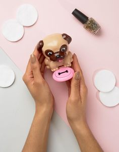 Buy Pug Nail Dryer at ASOS. With free delivery and return options (Ts&Cs apply), online shopping has never been so easy. Get the latest trends with ASOS now. Holiday Nail Art, Winter Nail Art, Winter Nails, Hot Nails, Orly Nails, Opi, Essie, Hair Blow Dryer, Nail Dryer