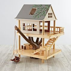 Imaginary_Dollhouse_Treehouse | Camp Wandewega