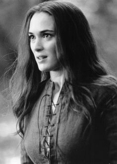 Winona Ryder in The Crucible (1996) - had to pin this cause he read the book and watched the movie