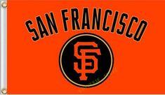 free shipping San Francisco Giants Flag 3x5ft Polyester MLB Team Banner Flying flag  #MLB #Dubnation #Cubs #Raiders