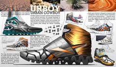 Shoe Design by Michal Kukučka