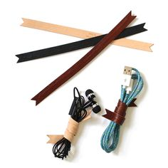 Leather Cord Ribbon
