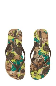 3d5c1c96b49 New Ipanema Beauty Print Flip Flop (Women) online. Find the perfect  womens-shoes from top Shoes store.