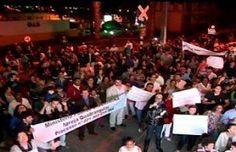 Igreja recebe multa de 50 mil por som alto, fieis protestam
