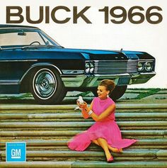 #TBT to this retro GMC Buick ad. Can you name the model of the featured car?