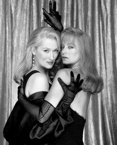 Meryl Streep & Goldie Hawn