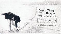 10 Great Things That Happen When You Set Boundaries - http://themindsjournal.com/set-boundaries/