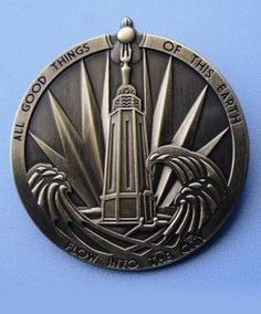 Rapture can become your city as well with this pin.