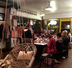 Pop-up Britex: Warp x Weft: Textile 101 on 10/17/13 at Gravel & Gold in the Mission.