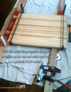How to build your own butcher block @GrandmasHousDIY