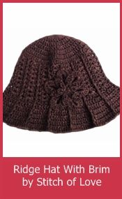 Crochet for Cancer, Inc. - Chemo Hat collection