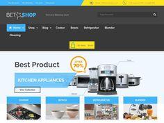 VG BetaShop - WordPress