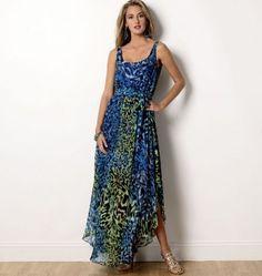 Butterick 6021 jurk
