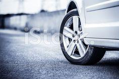 Nahaufnahme von Auto  – lizenzfreie Stock-Fotografie