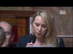 Politique - Séance de questions au gouvernement : Marion Maréchal interroge le Ministre de l'intérieur - http://pouvoirpolitique.com/seance-de-questions-au-gouvernement-marion-marechal-interroge-le-ministre-de-linterieur/