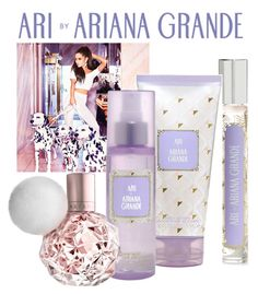 Ari by Ariana Grande by jayla-gore on Polyvore featuring polyvore and beauty