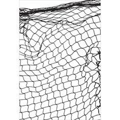 Clear - Fishing Net