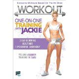 Workout: One-On-One Training with Jackie (DVD)By Rebecca Cardon