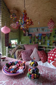 Como criar uma decoração Bohemian Chic ou Cigana Boho
