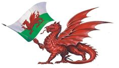 The Red Dragon of Wales is alive and waiting to be called from her lair to action once more. http://www.amazon.co.uk/dp/B00723672S