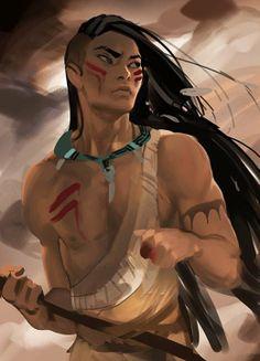 Disney Gender Bender Pocahontas: maybe instead of princes, we could do genderbend twins....@Valeria Cervantes Vargas