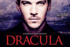 Jonathan Rhys Meyers as Dracula ~ Fall 2013...  <3