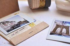 Zakka 1B: Matchbox Style Instax Album